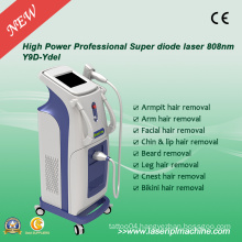 Painless Vertical Laser 808 Nm Diode Laser Hair Removal Machine