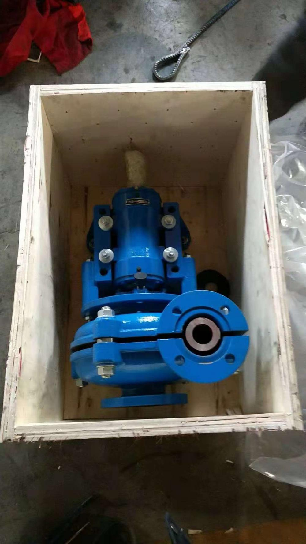 1.5 / 1 BAH Small Slurry Pump Metal Lined