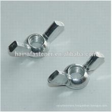 Zinc-Plate Wing Nuts