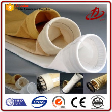 FMS sac de filtre à haute température pour usine de ciment