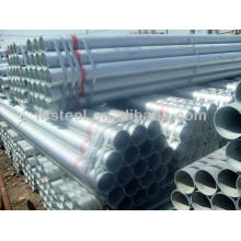 BS1387 hot dip galvanized pipe for building Materials
