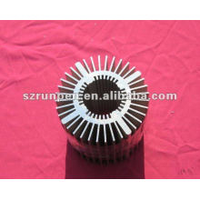 Extrusion Aluminum Heronsbill LED Heat Sink