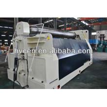 Machine de cintrage de 4 plaques de laminage w12-30 * 3000 / plaque de laminage à plaque CNC / machine à cintrer