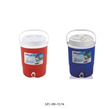 Portable Plastic Cooler Box, Food Cooler Box, Lunch Cooler Box