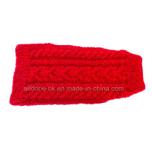 OEM Wholesale Autumn & Winter Style Hand Knit Dog Sweater