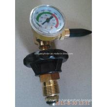 Cga580 Argon, Helim Gas Regulator