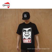 Drucken T-Shirt T-Shirt und Mütze (Z046)