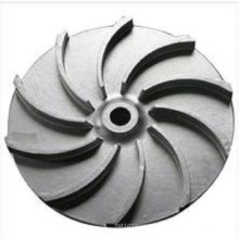 Precision Investment Casting Pump Impeller (machning parts)