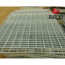 Swimming Pool Hot Dipped Galvanized Gratings From Direct Factory