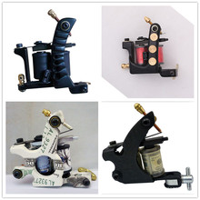 Cheap Series 10 Wrap Coil Tattoo Machine Gun for Sale