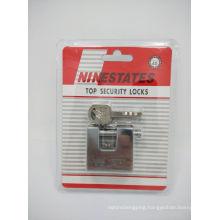 40MM High Quality Rectangle Iron Padlock