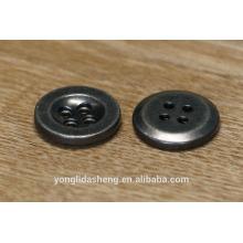 Декоративная металлическая кнопка Patten Metal Brass