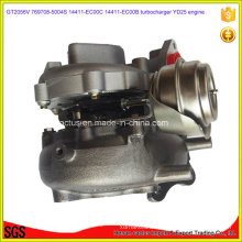 Gt2056V Yd25 Turbo 769708-5004s 14411-Ec00c 14411-Ec00b Turbocharger for Nissan