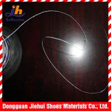 Más vendidos en China hilo reflectante de Color gris plata