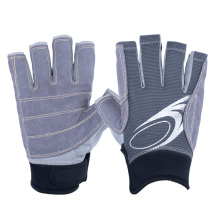 OEM Fashion design Half finger Breathable cycling gloves
