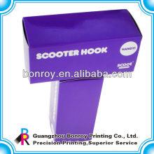 Impresión de cajas de empaquetado de papel personalizado