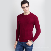 best design conputer knitted anti-pilling men's sweater 100
