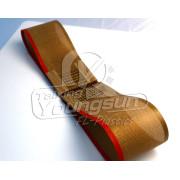 PTFE Coated Non stick Mesh Conveyor Belt