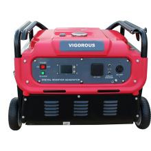 Generadores RV de gasolina de tipo abierto de 7.5KW