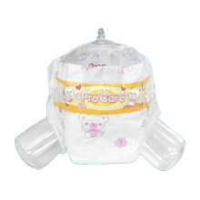 lovely disposable baby diaper with elephant cartoon diapers manufacturer