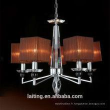Lustre en fer bon marché pendaison en métal lampe suspendue 85474