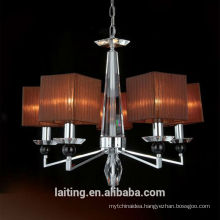 Cheap iron chandelier metal hanging pendant lamp 85474