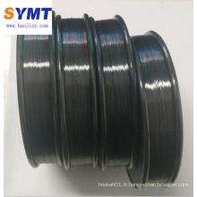 Fil de molybdène d'EDM de 0.18mm pour la machine coupée par fil