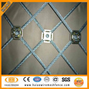 Factory direct sale wire mesh rope for slope protection,Slope protection wire mesh netting