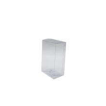 Embalagem dobrável de plástico transparente de acetato de PVC PET
