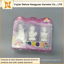 Gypsum DIY Toys for Children