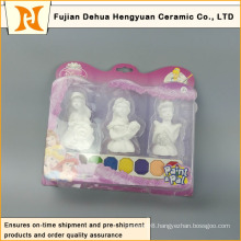 Gypsum  DIY Toys for Children