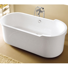"""71 """"CE, bañera de pie independiente independiente Cupc Ellipse"""