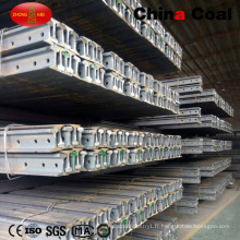 Rail d'acier léger de 12 kg pour la mine en utilisant en vente