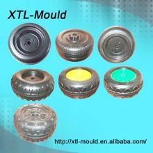Professional custom molded plastic toy wheels