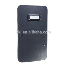 Handheld PE ballistic shield