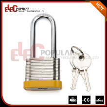 Elecpopular Hot 2017 Anti Corrosion And Impact Resistance Laminated Padlock and Laminated Steel Safety Padlock Lock