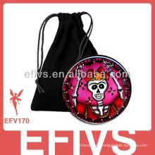 Bolsa de la joyería del terciopelo de la manera 2013 con la insignia