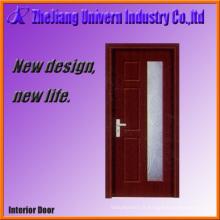 Peaux de porte en mélamine pour portes d'armoires de cuisine