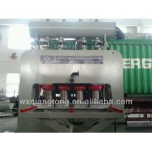 Qiangtong Laminadores para la producción de los tableros de los muebles / la prensa caliente de la melamina del ciclo corto