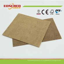 Preços de fabricante de fábrica Hardboard impermeável