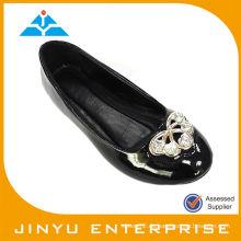Damen Porzellan flache Schuhe