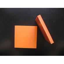 Folha laminada de isolamento de papel fenólico