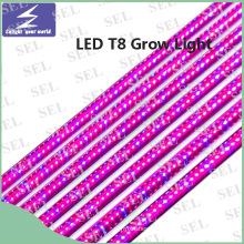 T8 Tube 85-265V 10W 18W LED wachsen Licht