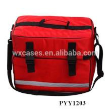 sac de secourisme durable avec multi poches à l'intérieur