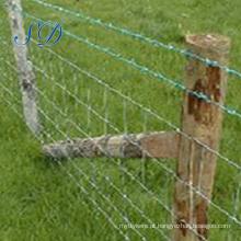 O nó comum da dobradiça usou a cerca de Feild que cerca para animais para a venda
