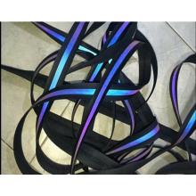 reflective iridescent vinyl heat press film