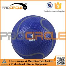 Procircle Rubber Sand Medicine Ball
