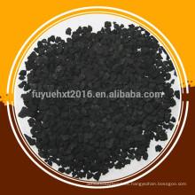 Material de filtro de coque / coque de alto contenido de carbono y bajo contenido de azufre