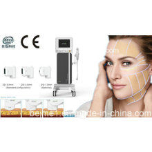 Hifu High Intensity Focused Ultrasound Beauty Salon Equipment for Lifting of Face, Neck, Brow
