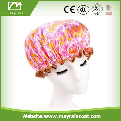 Fashion Beautiful Shower Cap